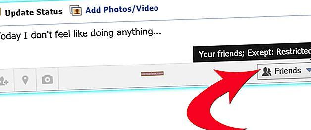 Come nascondere la tua bacheca di Facebook agli altri