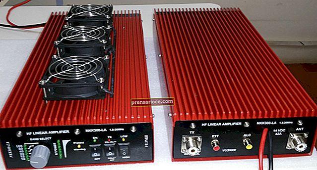 Come controllare l'SWR con un amplificatore lineare