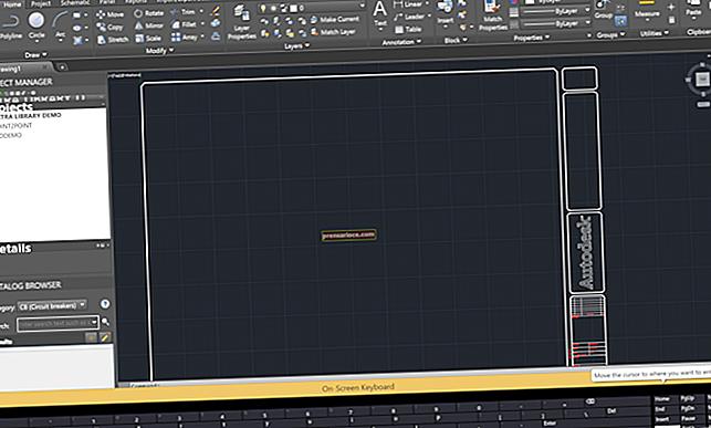 Come eseguire AutoCAD su un MacBook Pro