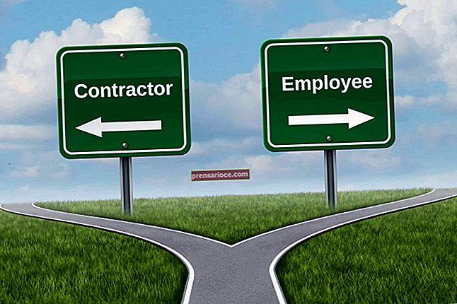 Esempi di dipendenti vs. Appaltatori indipendenti