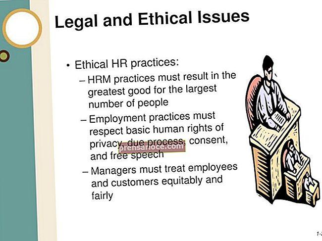 Questioni etiche che devono affrontare le risorse umane
