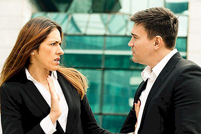 False accuse di molestie e discriminazione sul posto di lavoro