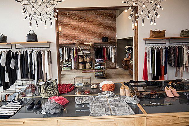 Come far distribuire l'abbigliamento ai principali grandi magazzini