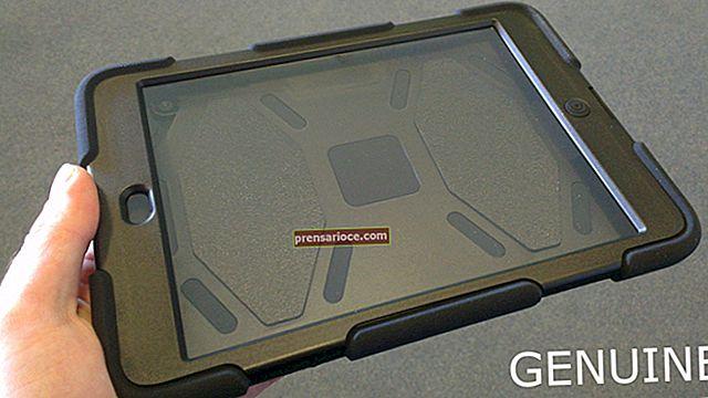 Come rimuovere una custodia per iPad Griffin