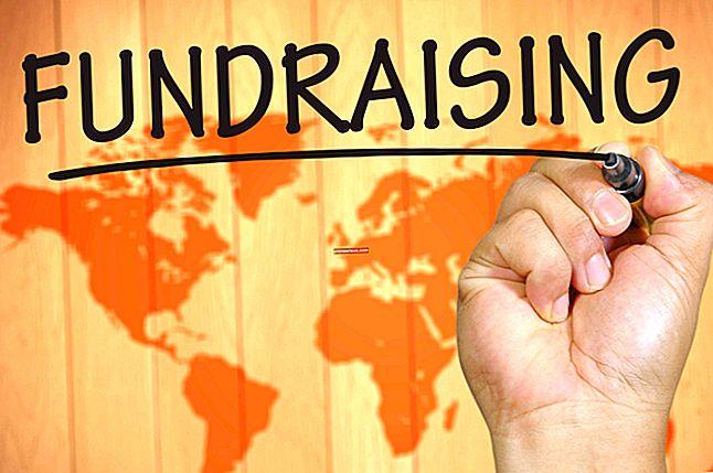 Organizzazioni di raccolta fondi a scopo di lucro