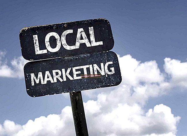 Cos'è il marketing iperlocale?