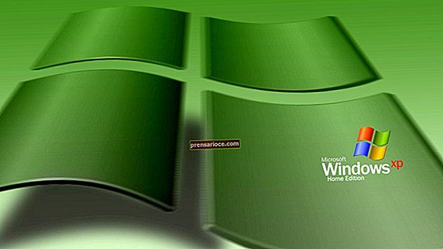 Come rendere widescreen di Windows XP XP