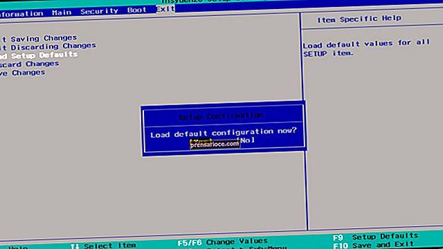 Come ripristinare il BIOS su un Dell Inspiron 1520
