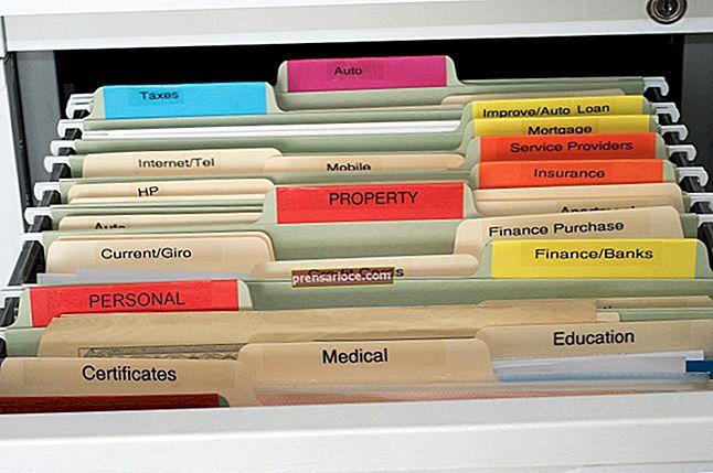 Come mantenere sistemi di archiviazione elettronici e cartacei