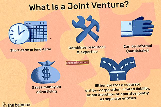 Qual è la differenza tra una joint venture e un accordo di partnership?