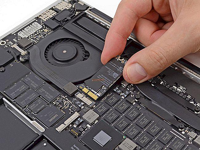 Come riparare una scheda dell'aeroporto di MacBook Pro che perde la connettività