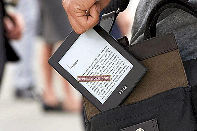 Come mettere le foto su un Kindle