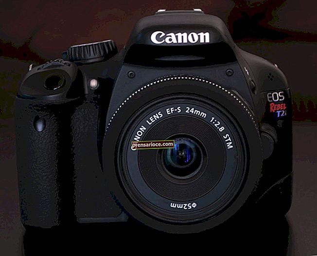 Come impostare il Picture Timer su una fotocamera Canon Rebel T2i