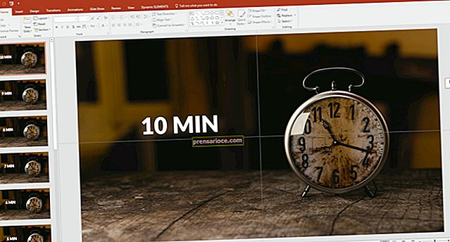 Come creare un timer in PowerPoint
