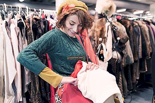 Sovvenzioni individuali per le donne per avviare un negozio dell'usato