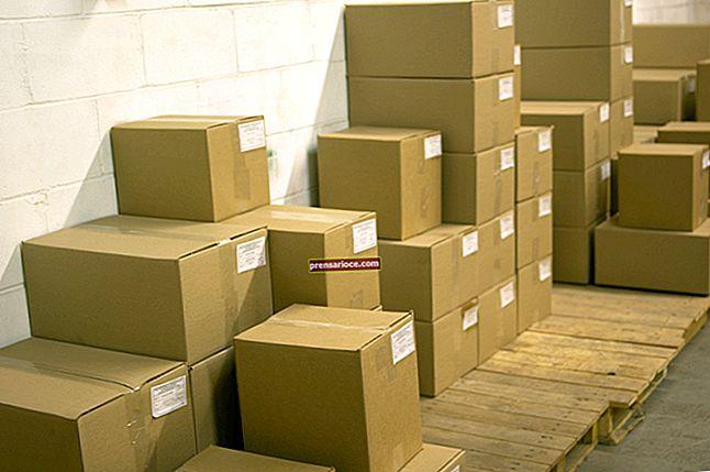 I vantaggi di detenere una grande quantità di inventario